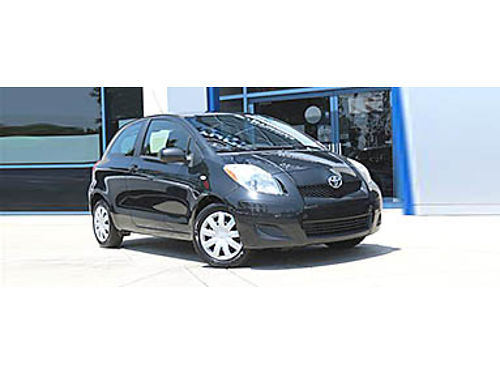 10 TOYOTA YARIS Fully Equipped Automatic CDMP3 AC Excellent On Gas 866-383-7542 17740A 4995