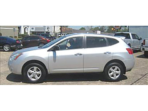10 NISSAN ROGUE Full Power Automatic CD Player Alloys 866-383-7542 17638A 7995