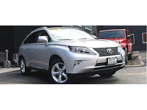 13 LEXUS RX 350 AWD A Smooth Ride All Power Leather Heated Seats Premium Audio Bluetooth And Mor