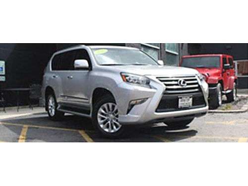 16 LEXUS LX460 4WD Still In Showrrom Like Condition Only 15634 Miles All Power Leather Heated Se