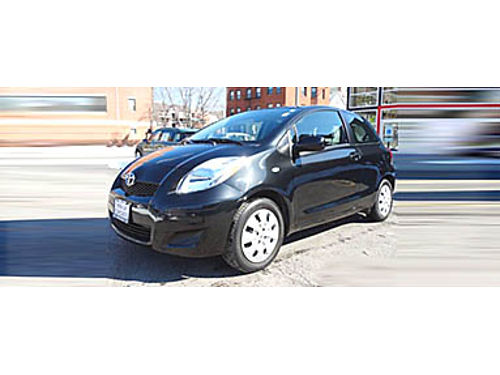 10 TOYOTA YARIS Only 22518 Miles Impressively Kept Fuel Efficient 35mpg Hwy29 Mpg City 773-969-