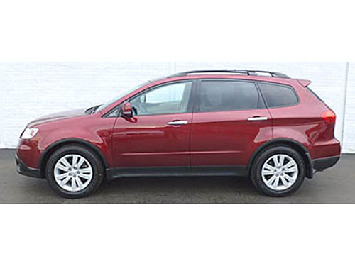 10 SUBARU TRIBECA 36R LTD AWD Ultra Clean Ultr Reliable Ultra Luxury Loaded Local Trade And Very