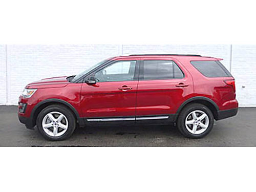 16 FORD EXPLORER XLT One Owner Ford Dealer Ford Inspected Very Low Price Call Fast Se Habla Esp