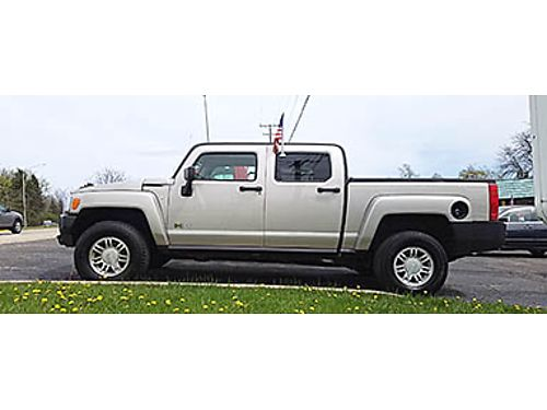 09 HUMMER H3 T 4WD Rare Custom Body Premium Packed Loaded WAll Toys Se Habla Espanol 630-469-88