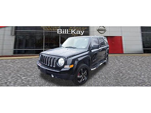 15 JEEP PATRIOT SPORT Climb To The Top Fully Equipt Great Buy 866-393-8791 N6212A 16999