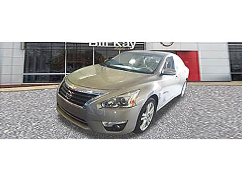 14 NISSAN ALTIMA SL Full Equipt Power Great Deal 866-393-8791 N6134 18888
