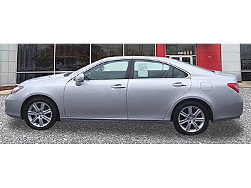 07 LEXUS ES350 Luxury For Less Leather Sunroof Great Buy N178005A 866-393-8791 9999