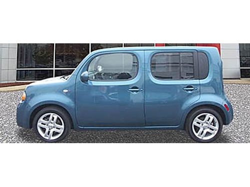 14 NISSAN CUBE 18 SL Beautiful Color Back-Up Camera Automatic 866-393-8791 N6211A 13999