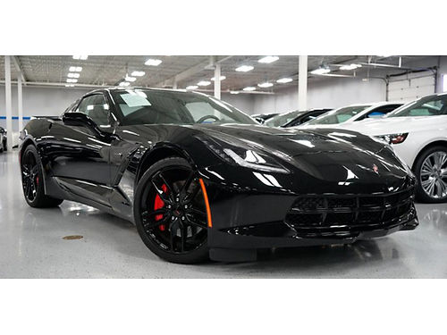 16 CHEVY CORVETTE STINGRAY Z51 67L V8 Stunning Only 600 Miles One Owner Hea