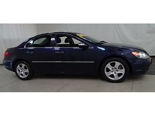 06 ACURA RL TECH Low Miles Navigation Leather Moonroof Tech Package Se Habla Espanol Was 9950