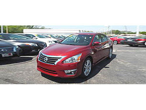 13 NISSAN ALTIMA 35 SL Hurry In Fully Equipt Power Great Buy 866-393-8791 N6247 18999