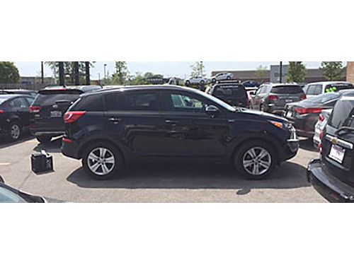 12 KIA SPORTAGE AWD Full Power CDMP3 Bluetooth Park Assist Alloys 866-383-7542 17757A 10995