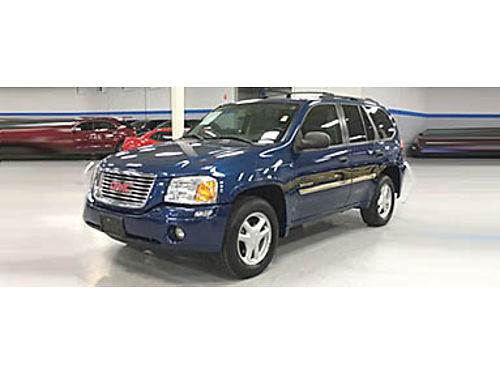 06 GMC ENVOY XL 53 V8 4X4 Low Miles Leather Interior Dual Climate Control Premium Audio CD And