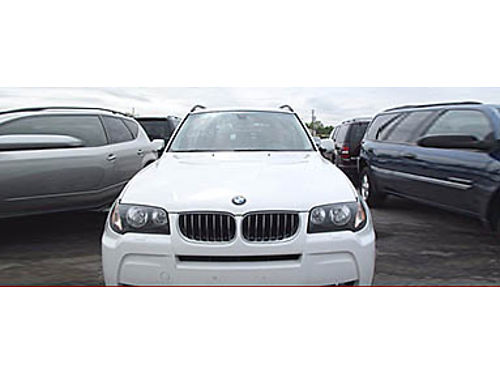 06 BMW X3 Ride In Style Leather Dont Miss Out 708-333-2266 F929 3900
