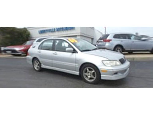 03 MITSUBISHI LANCER OZ RALLY EDITION No Mistake Check Out That Low Low Price Super Clean Runs Gr