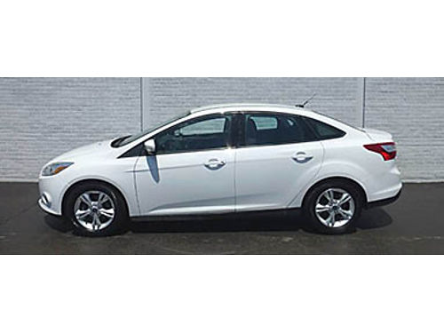 13 FORD FOCUS SE Good Miles Ford Dealer Ford Inspected Sync Package All Power Options Se Habla