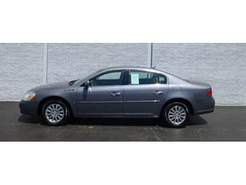 07 BUICK LUCERNE CX Only 56000 Miles One Owner Wisely Owned Se Habla Espanol 866-490-5173 P451