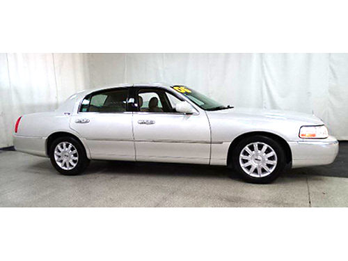 06 LINCOLN TOWN CAR SIGNATURE Hard To Find Leather Sunroof Full Power Was 9950 Sell Off 847-23