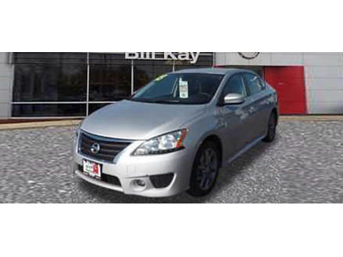 13 NISSAN SENTRA SR Sporty  Ready Fuel Efficient Dont Miss Out 866-393-8791 N6258 12999