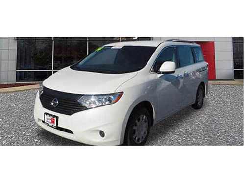14 NISSAN QUEST 35S Family Ready Power Features file Photo 866-393-8791 N6254 19999