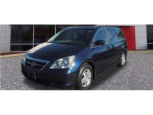 05 HONDA ODYSSEY Family Ready Wont Last At This Price Power Doors Hurry 866-393-8791 5999