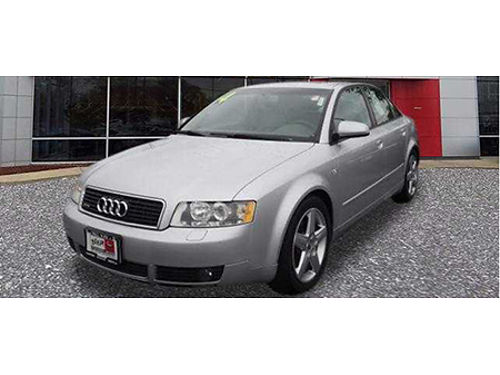 04 AUDI A4 QUATTRO What A Find Sunroof Leather Automatic Dont Wait 866-393-8791 N1720042A 6