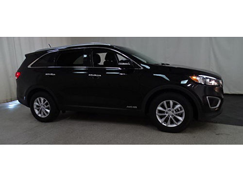 17 KIA SORENTO LX AWD Only 11000 Miles AWD 3rd Row All Options Se Habla Espanol Was 25950 S