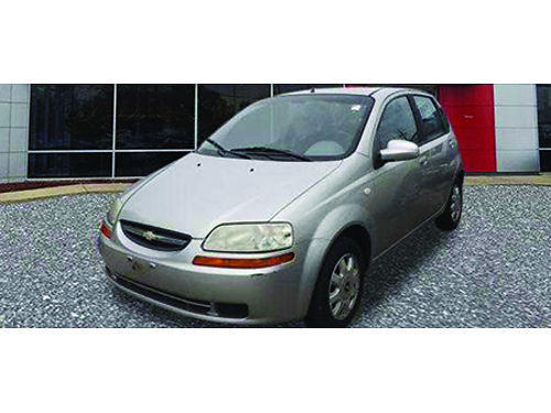 05 CHEVY AVEO LS Budget Friendly Sips Gas 866-393-8791 11790012A 3333