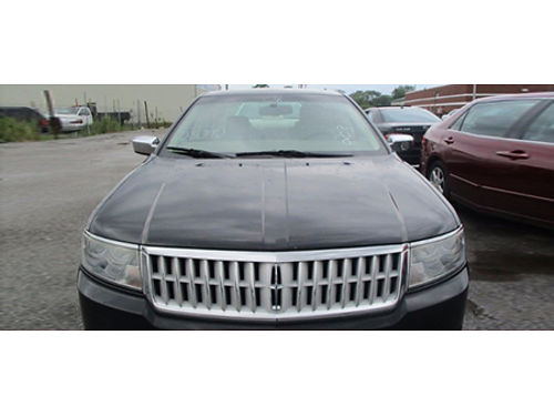 08 LINCOLN MKZ Leather Luxury For Less Hurry In 708-333-2266 2700