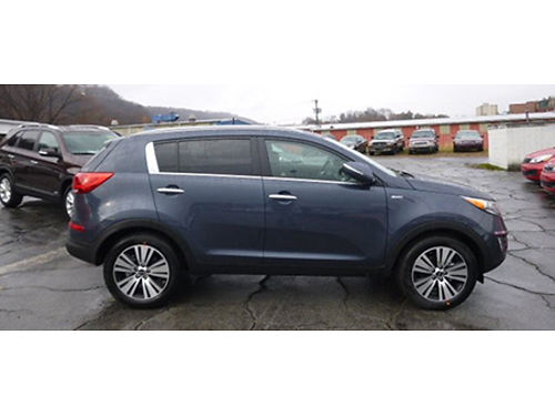 15 KIA SPORTAGE EX AWD One Owner Navigation Moonroof Every Option 866-383-7542 17402A 18995