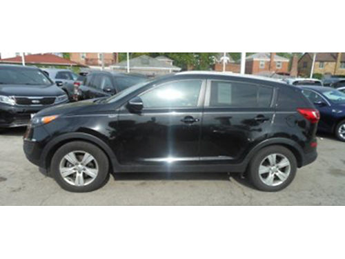 12 KIA SPORTAGE LX 4WD Carfax One Owner Low Miles Save In Style 866-383-7542 17757A 99mth