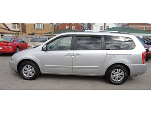 12 KIA SEDONA LX Carfax One Owner Only 38000 Miles Treat The Family 866-383-7542 17603A 99mth