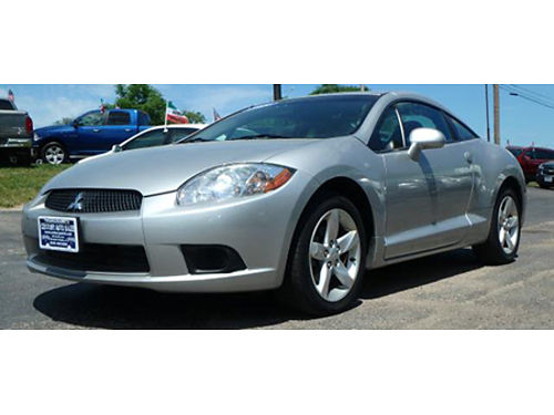 09 MITSUBISHI ECLIPSE GS Good Miles Low Price All Power Options Extremely Clean Se Habla Espanol