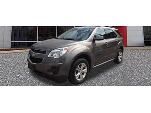 12 CHEVY EQUINOX LT Fully Equipped Power Leather Clean N1585688A 866-393-8791 11999