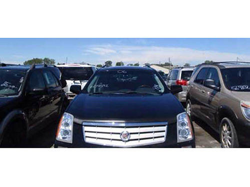 06 CADILLAC SRX Style And Comfort Sunroof Leather Dont Miss Out 708-333-2266 2300