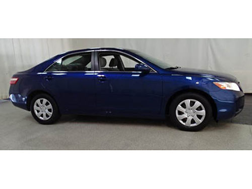 08 TOYOTA CAMRY LE One Owner Local Trade Good Toyota Miles All Power Options Was 8950 Summer Sel
