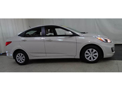 16 HYUNDAI ACCENT SE Only 15000 Miles One Owner Factory Warranty All Power Options Se Habla Esp
