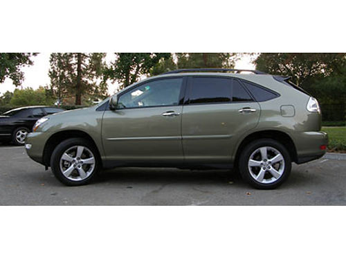 08 LEXUS RX350 AWD Good Lexus Miles Navigation Roof Leather Was 14950 Summer Sell Off Free Dr