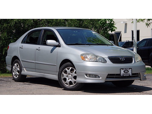 07 TOYOTA COROLLA S Very Hard To Find At This Low Price And This Great Condition