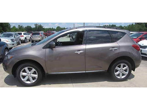 09 NISSAN MURANO SL Local Trade Kept Flawless Low Price Call WConfidence 866-399-4240 5639A 8