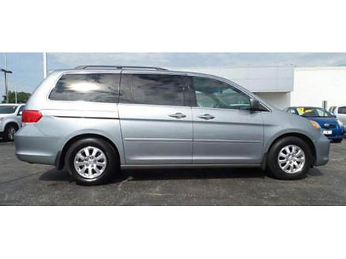 08 HONDA ODYSSEY EX-L Only 89K Miles Heated Leather Sunroof Local Trade 866-399-4240 1891PAB 1