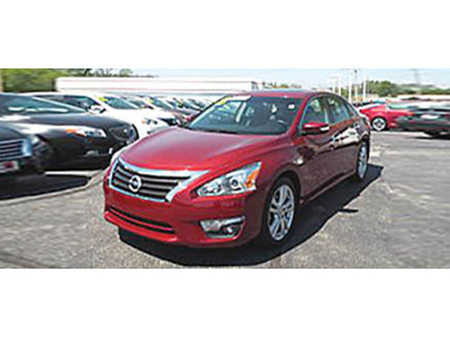 13 NISSAN ALTIMA 35 SL HURRY In Fully Equipt Power Great Buy 866-393-8791 N6247 16888