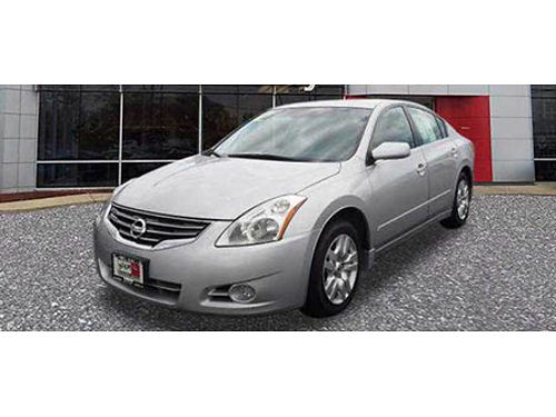 12 NISSAN ALTIMA 25S Great Buy Fully Equipt Good Miles 866-393-8791 N1685237B 10999