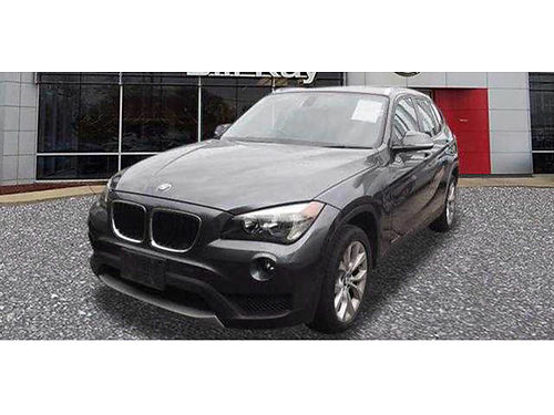 13 BMW X1 XDRIVE28I Sharp Mineral Gray Metallic AWD All The Luxury For Less 866-393-8791 N17852