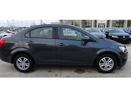 12 CHEVY SONIC 2LS One Owner Automatic Premium Options Call With Confidence Se Habla Espanol 86