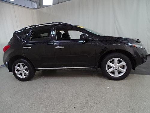 09 NISSAN MURANO S AWD Only 51000 Miles With Warranty Certified All Options Se Habla Espanol W