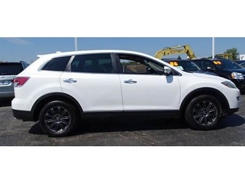 09 MAZDA CX9 AWD Navigation Leather Sunroof Good Miles Low Low Price 866-399-4240 5977A 9998