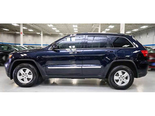 11 JEEP GRAND CHEROKEE 4X4 LAREDO Too New To Picture Low Miles Packed WFeatures Pleasure To Dri