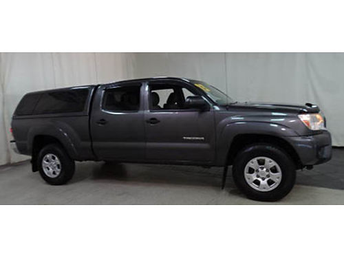 13 TOYOTA TACOMA CREW CAB 4X4 One Owner 55K Miles Certified Was 28950 7Yr100K Warranty Cleara