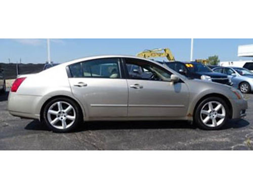 05 NISSAN MAXIMA Leather Sunroof Premium Low Nissan Miles Low Price 866-399-4240 5422A 5395